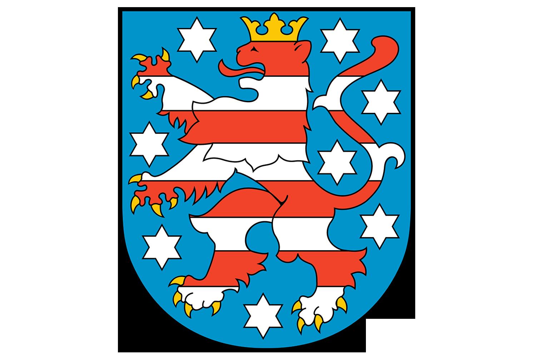 Landeswappen   Thüringer Landtag